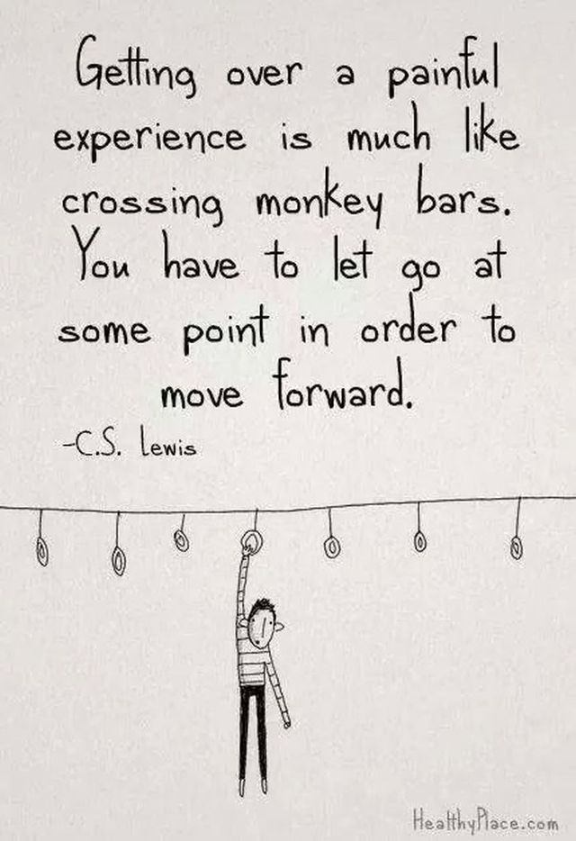 "[IMAGE] ""You Have to Let Go at Some Point"" (107)"
