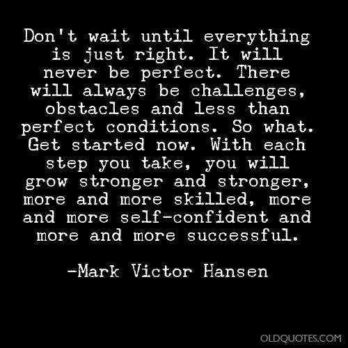 "[IMAGE] ""It Will Never Be Perfect"" (79)"