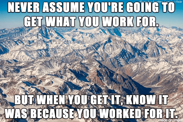 [image] Never assume