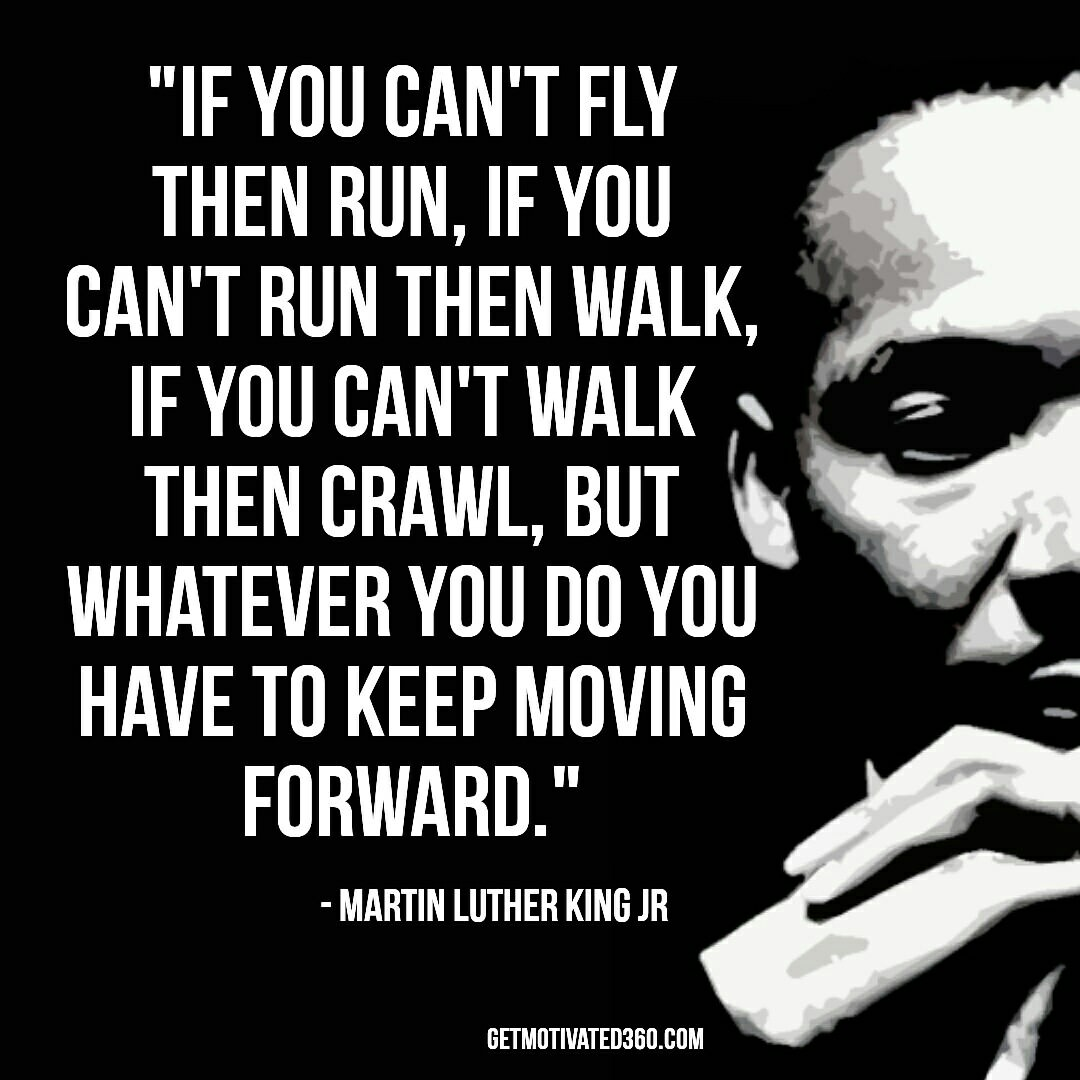"[IMAGE] ""You Have to Keep Moving Forward"" (87)"