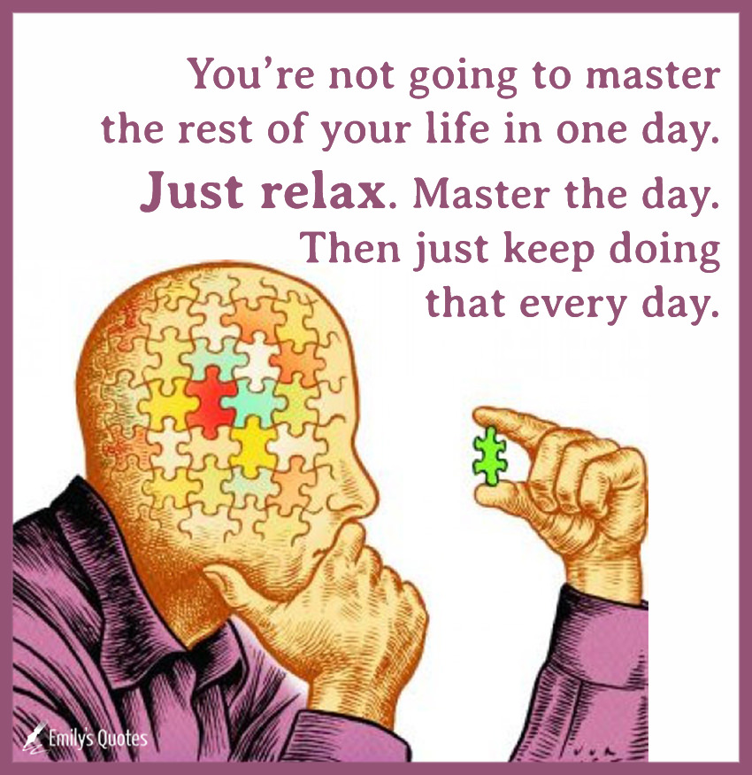 "[IMAGE] ""Master the Day"" (116)"