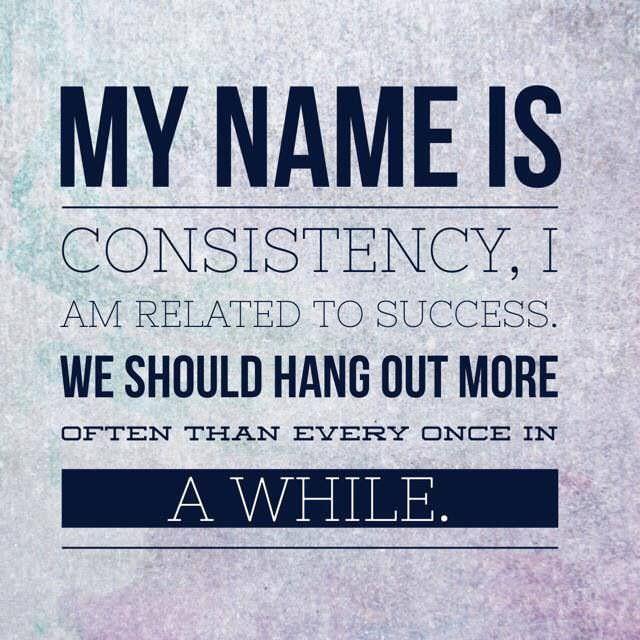 """[IMAGE] """"Consistency"""" (47)"""