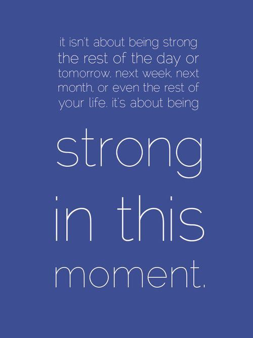 "[IMAGE] ""Strong in This Moment"" (70)"