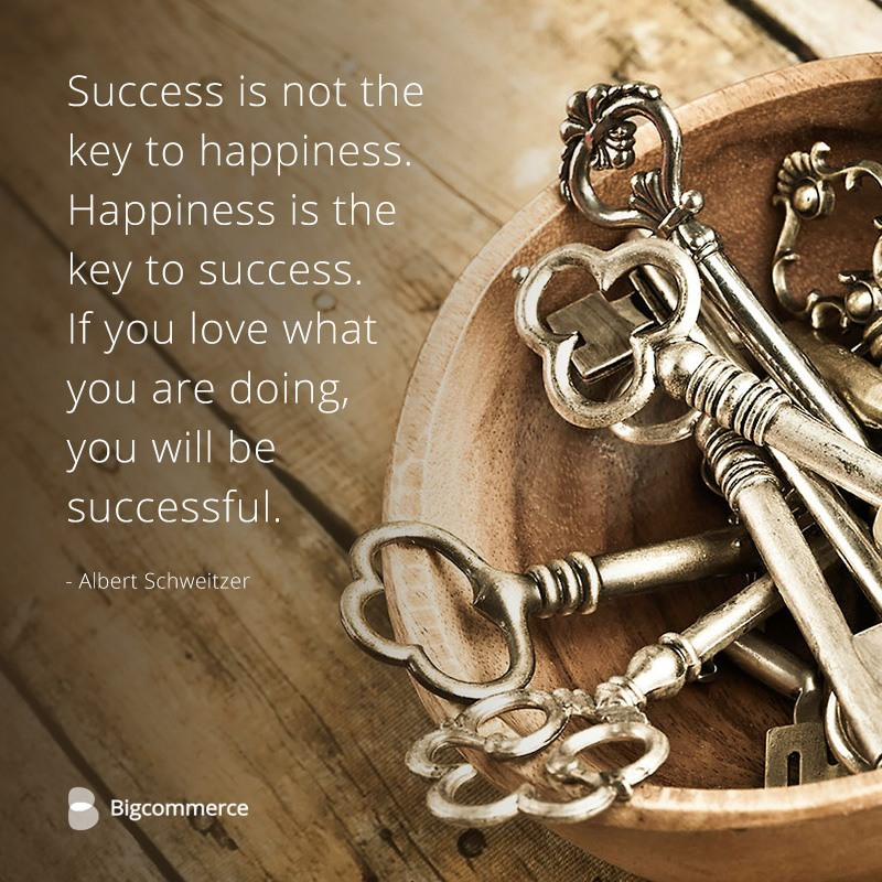 "[IMAGE] ""Happiness Is the Key to Success"" (96)"