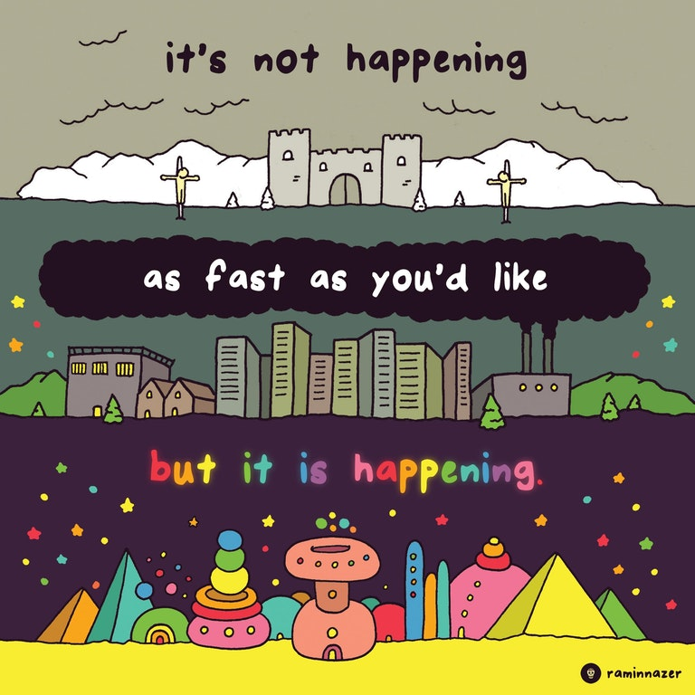 [Image]The important thing its happening
