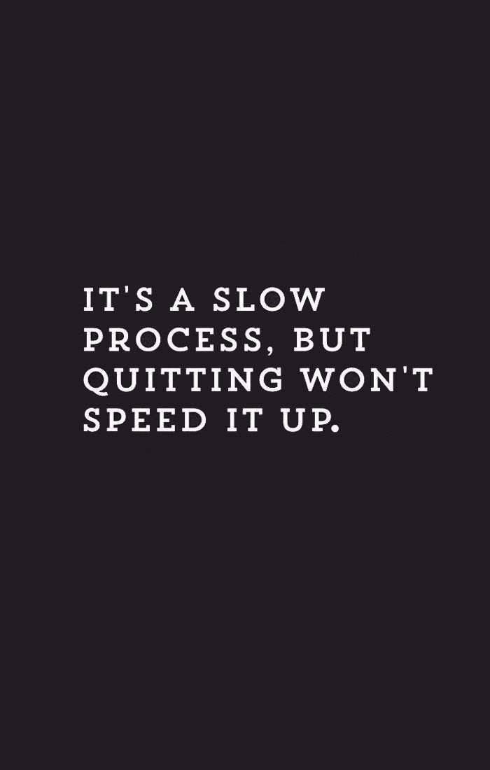 [Image]Quitting wont help