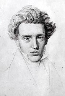 """""""Marry, and you will regret it; don't marry, you will also regret it; marry or don't marry, you will regret it either way."""" – Søren Kierkegaard [220×326]"""