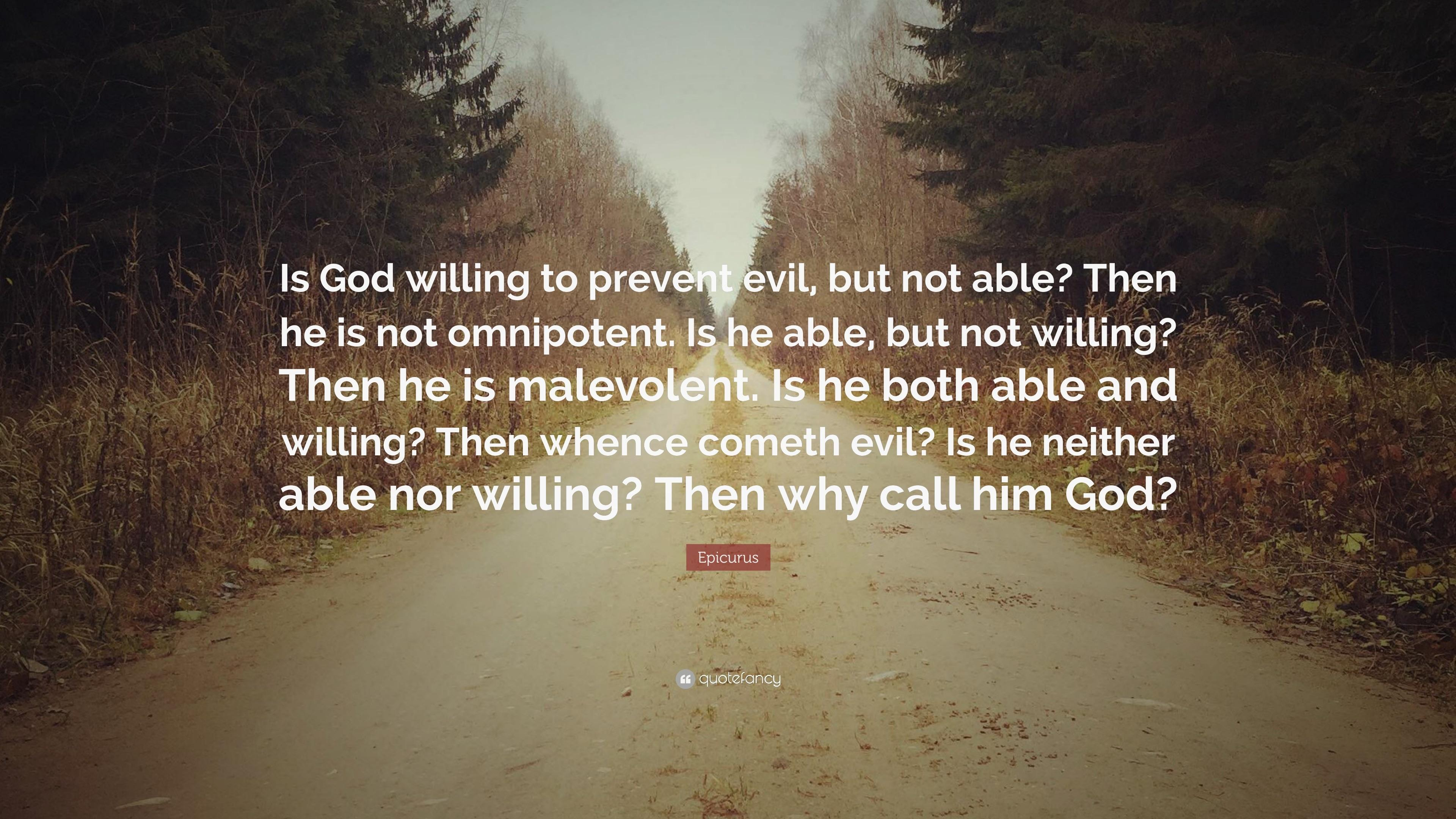 """Is God willing…"" [3840×2160]"