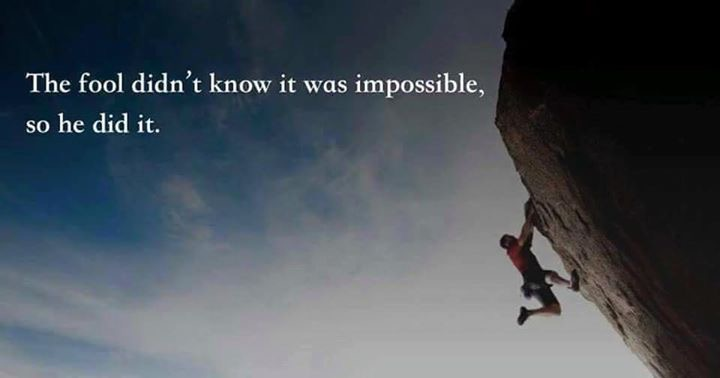 [Image]Impossible is nothing