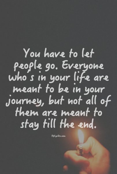 "[IMAGE] ""You Have to Let People Go"" (157)"