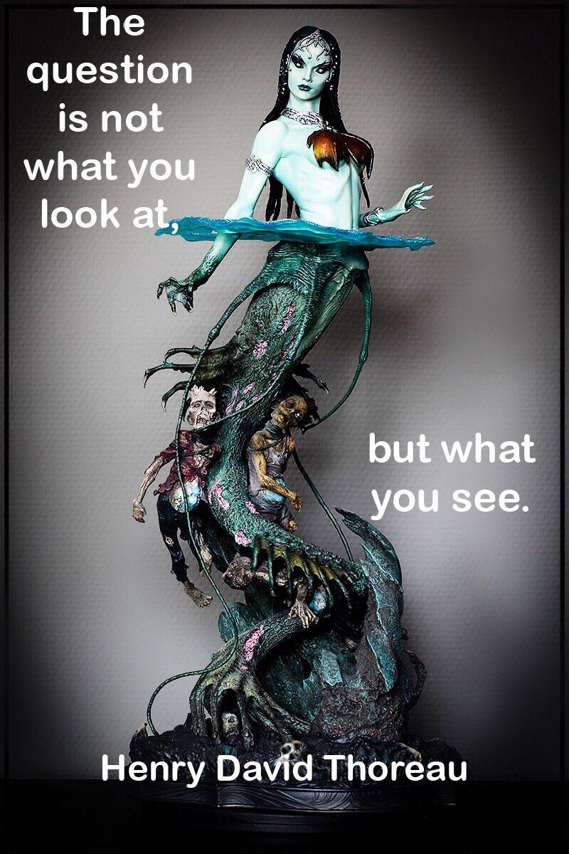 """The question is not what you look at, but what you see."" – Henry David Thoreau [800 x 1200][OC]"