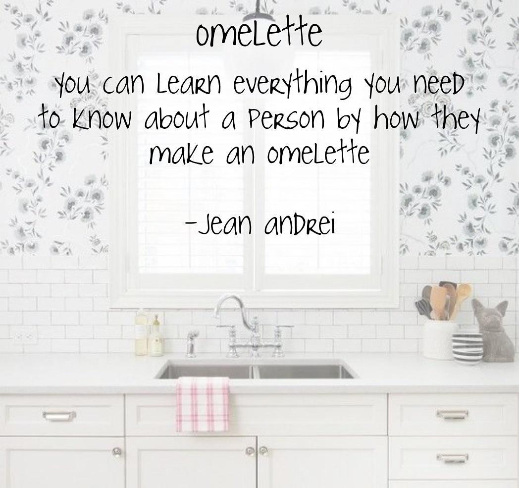 [Image] omelette