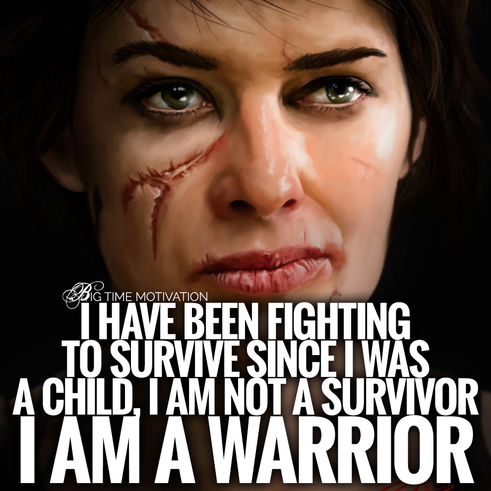 [Image] [OC] – I Am Not A Survivor