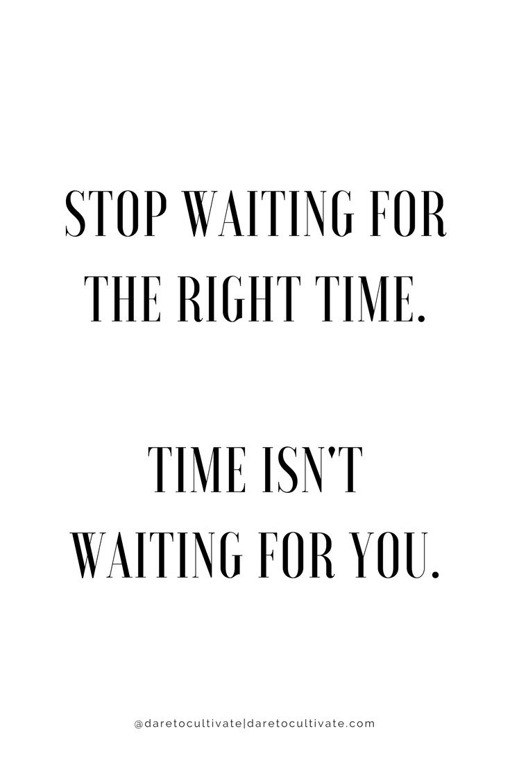 "[IMAGE] ""Time Isn't Waiting for You"" (151)"