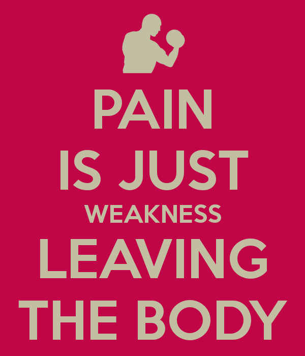 "[IMAGE] ""Pain Is…"" (176)"