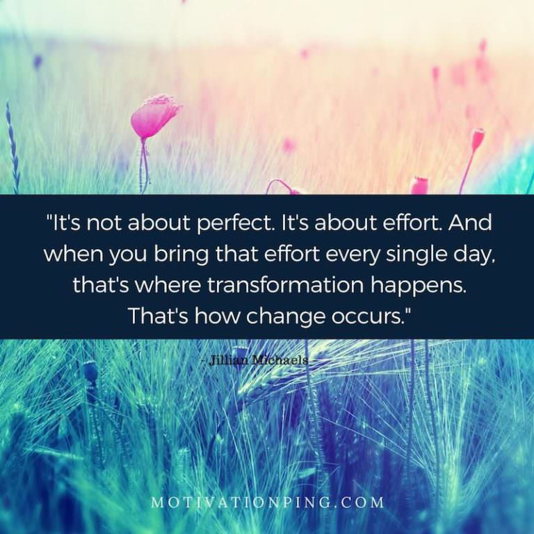 "[IMAGE] ""Its Not About Perfect. It's About Effort"" (159)"