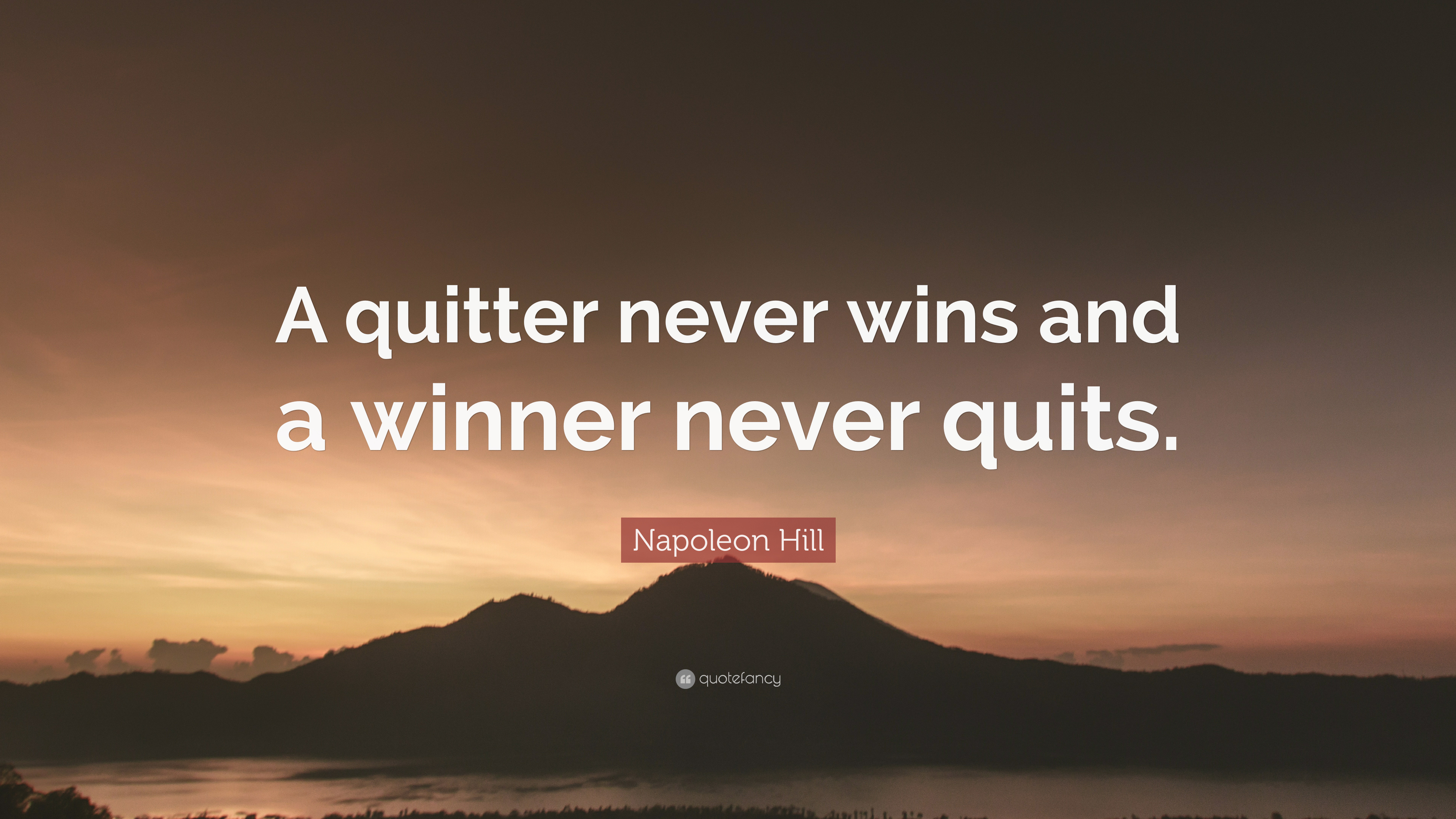 [Image] Take a Break ,But Never Quit…