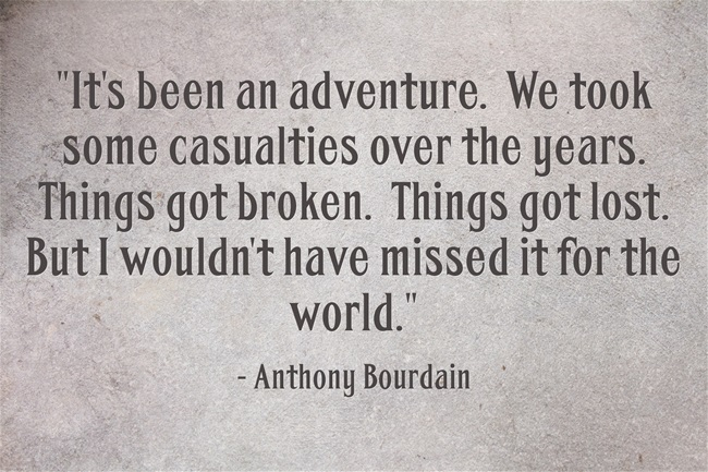 [IMAGE] It's Been an Adventure…