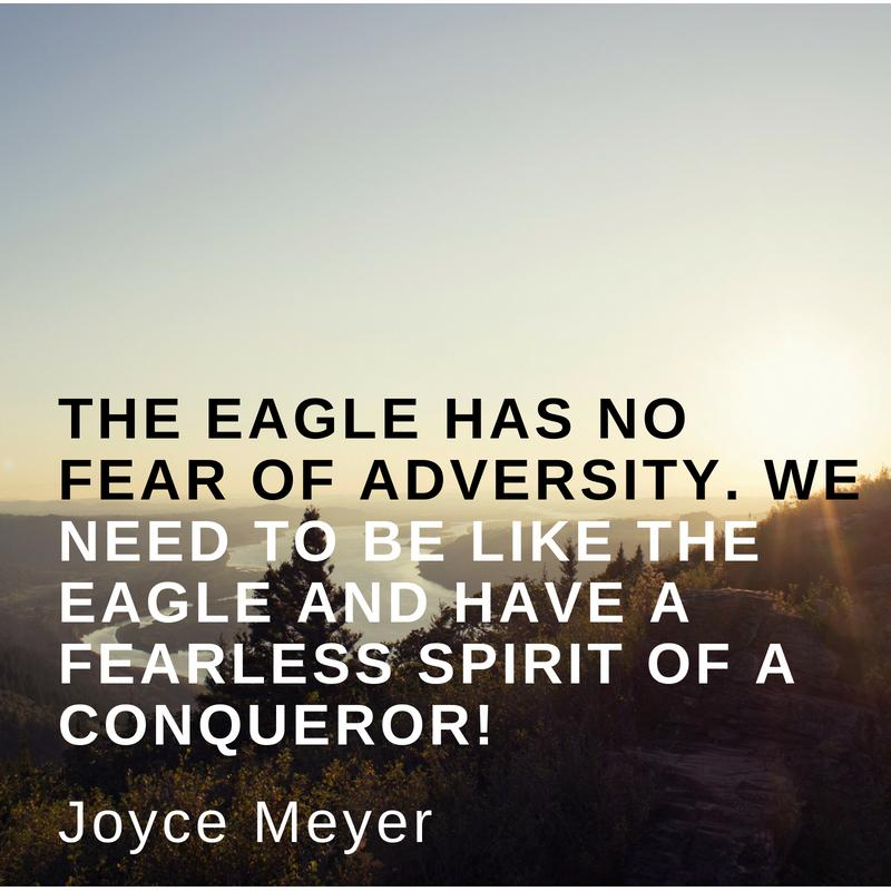 [Image] Be the Eagle