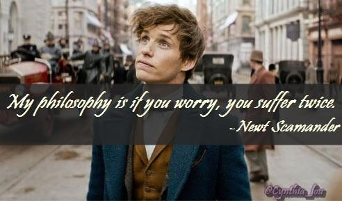 [Image] Inspiration from Mr Scamander