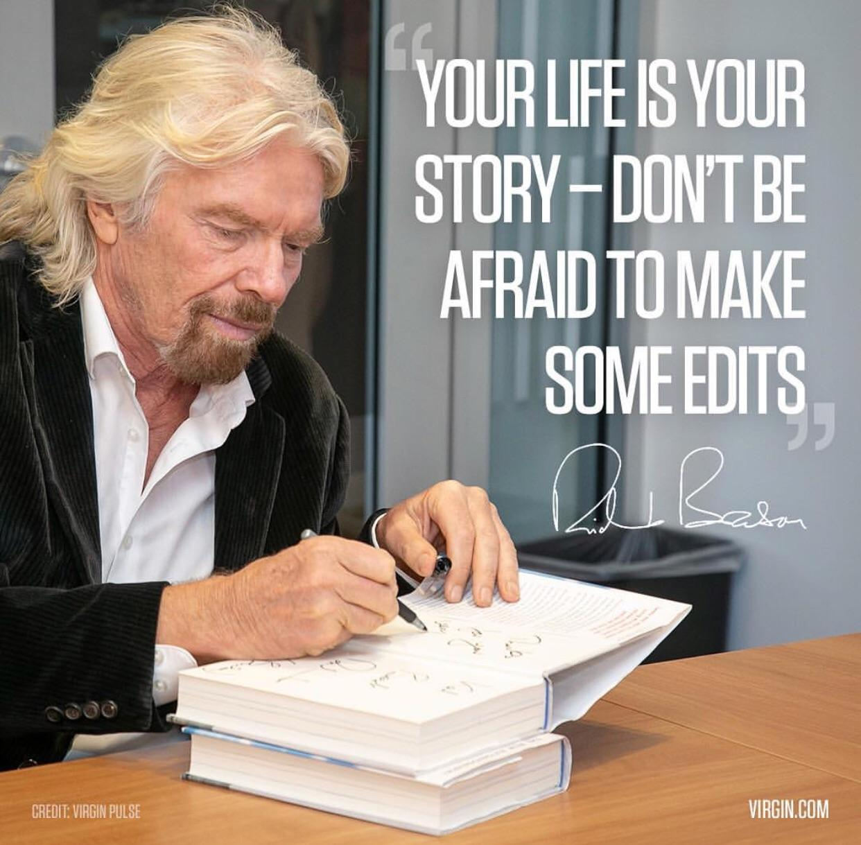 [IMAGE] Your Life Is Your Story