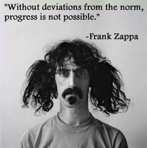 [Image] Frank Zappa everyone