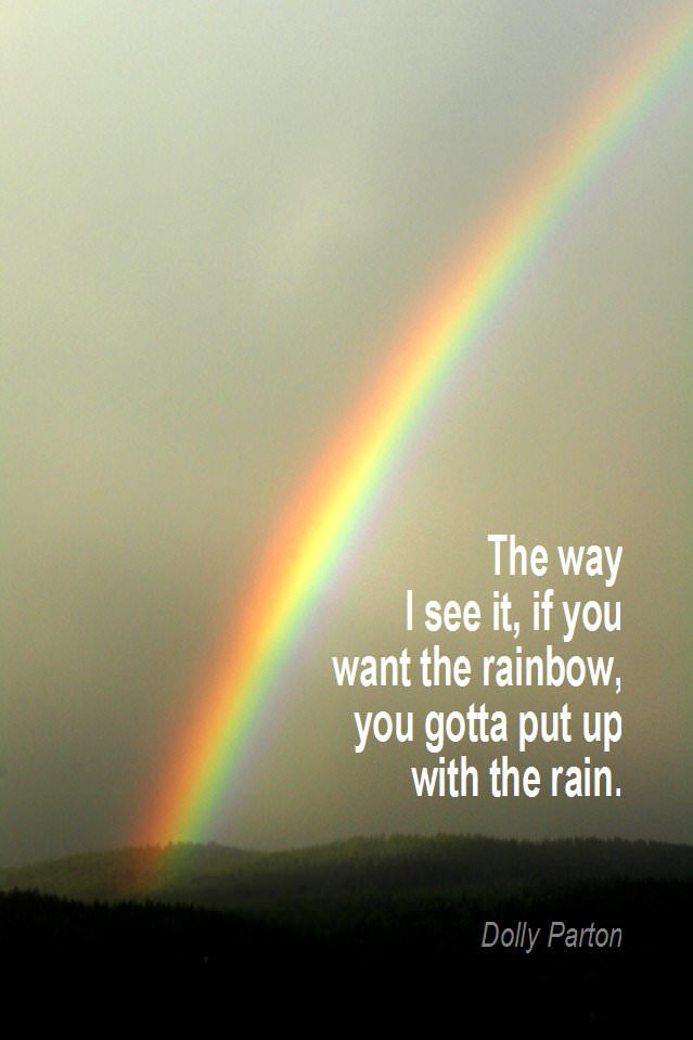 "[IMAGE] ""If You Want the Rainbow…"" (156)"