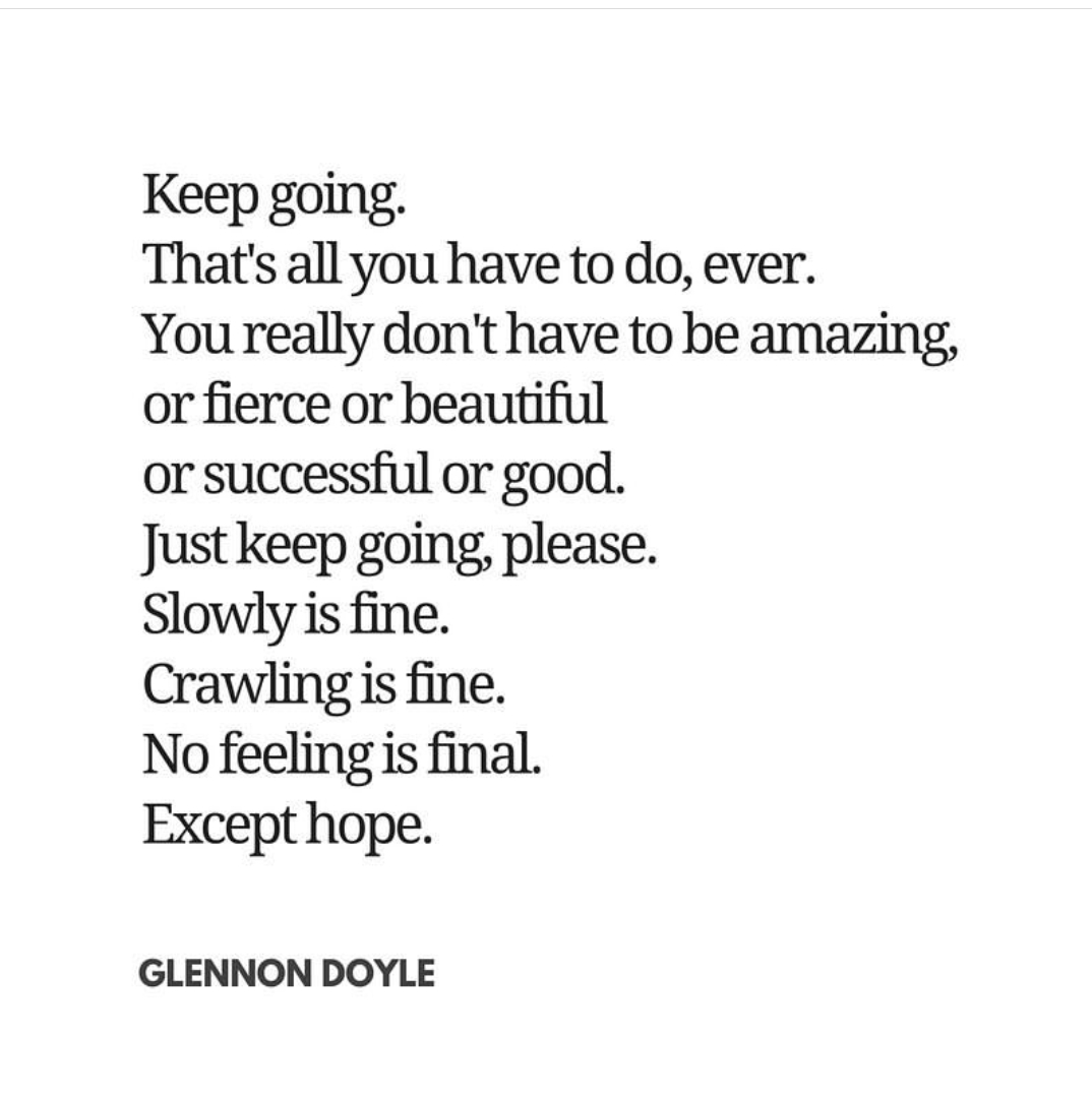 [Image] just keep going.