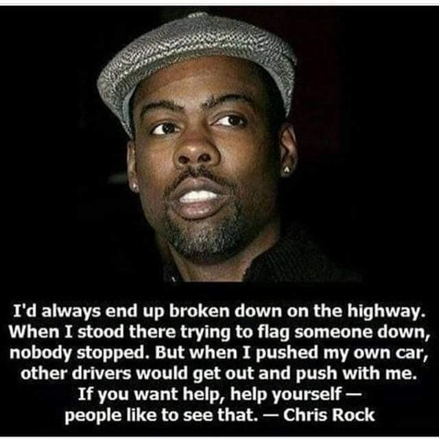 [Image] if you want help, help yourself
