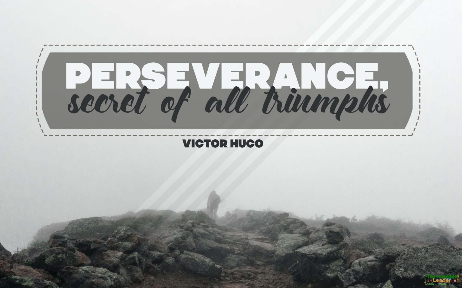 """Perseverance, secret of all triumphs!"" Victor Hugo [1920×1200]"
