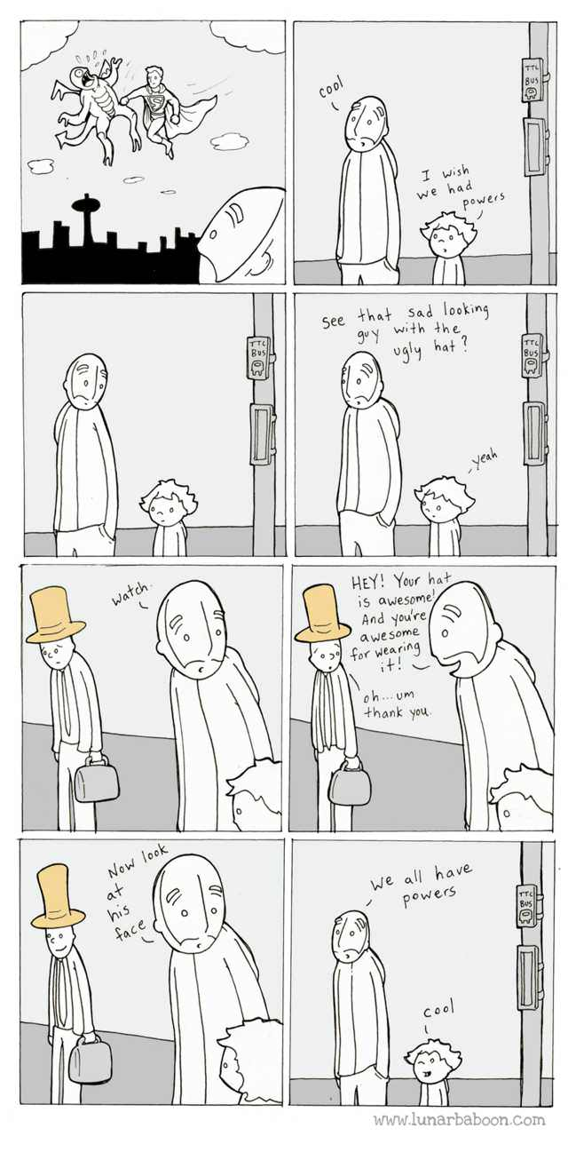 "[IMAGE] ""We All Have Powers"" (242)"