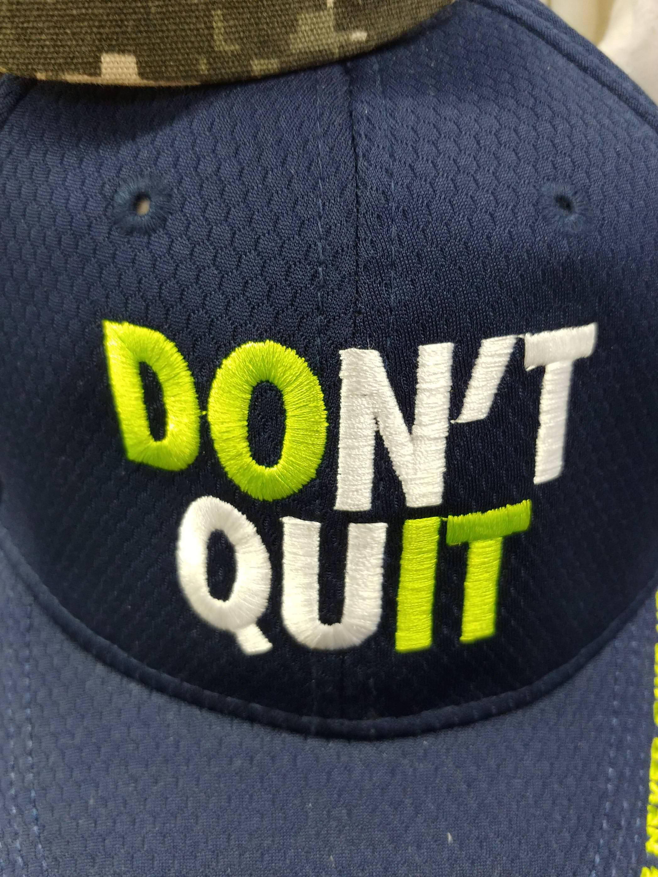 [Image] An Inspirational Hat