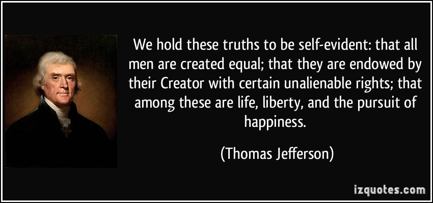 """We hold these truths to be self-evident, that all men are created equal…"" [850 x 400]"