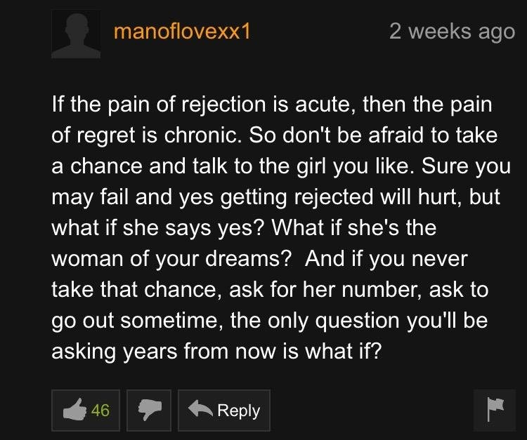 [Image] the wisdom of pornhub