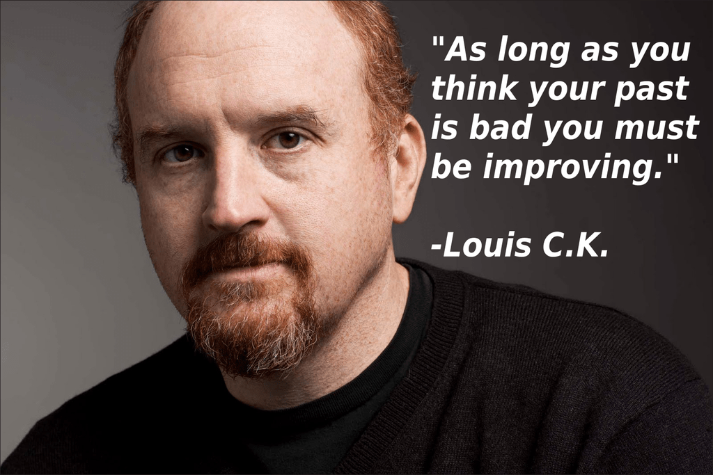 [Image] You must be improving