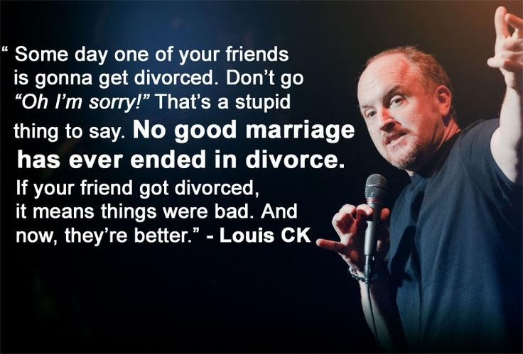 [Image] No good marriage has ever ended in divorce