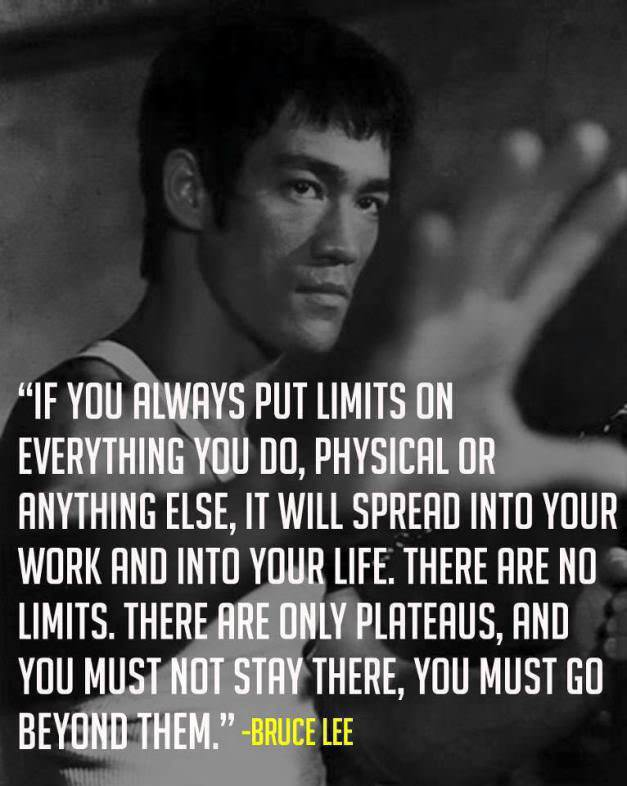 "[IMAGE] ""There Are No Limits"" (196)"