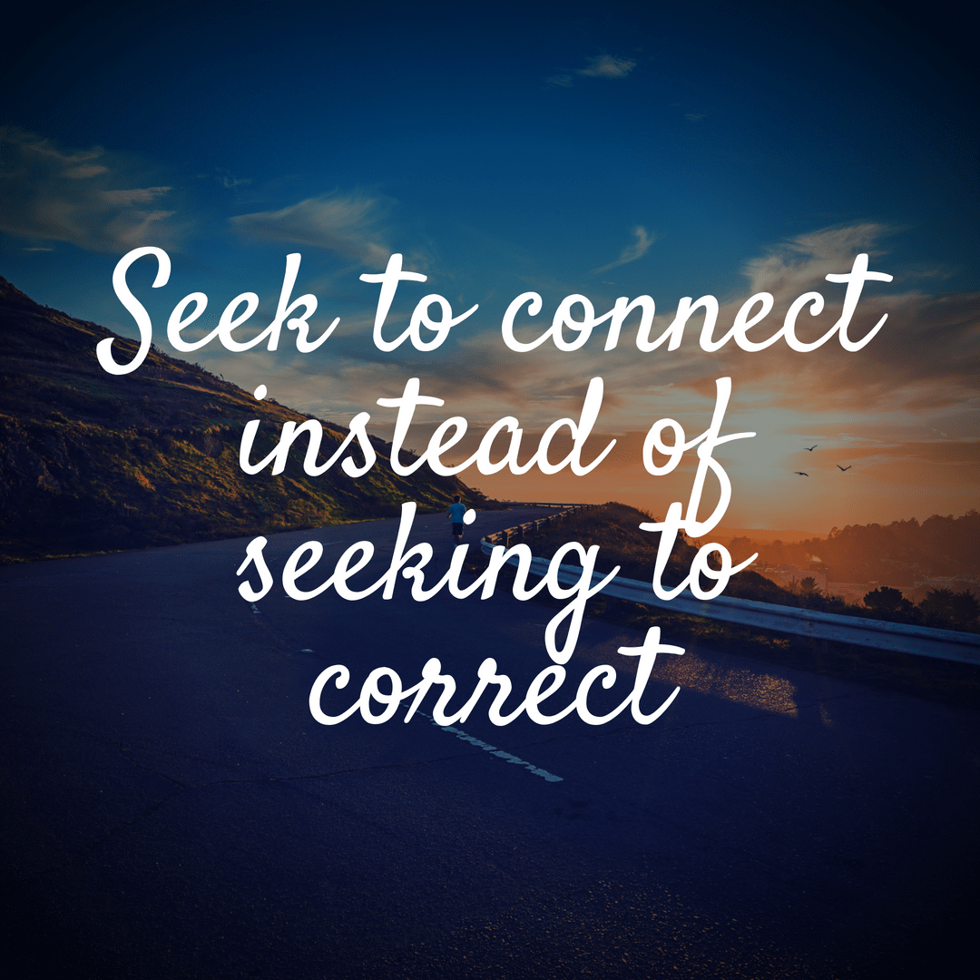 Seeking to connect… my new life motto! [1080px x 1080px] – Nature's Menu