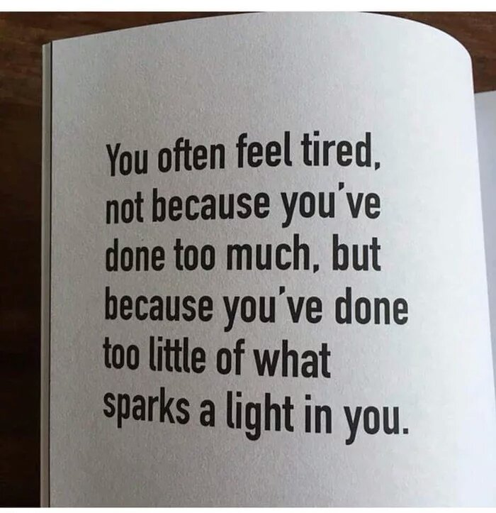 [Image] Get up and do what you love!