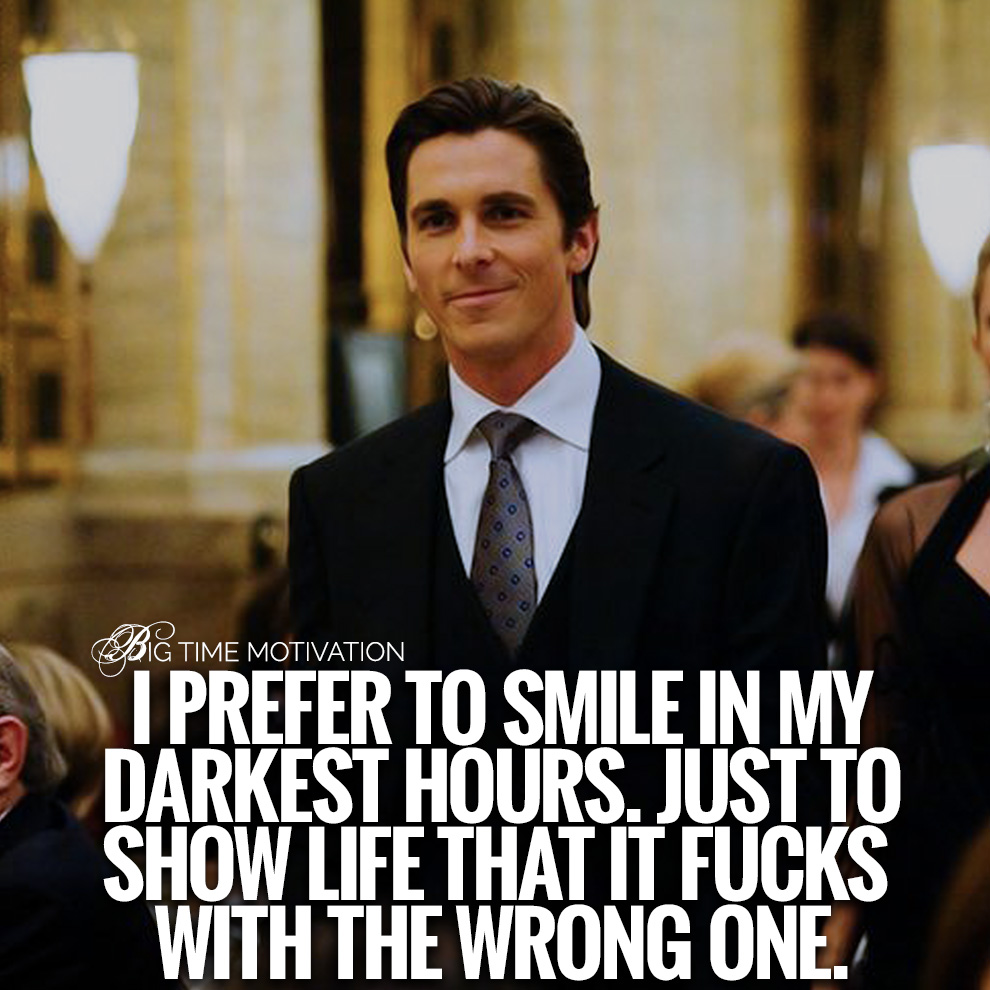 [Image] – Smile In Your Darkest Hours