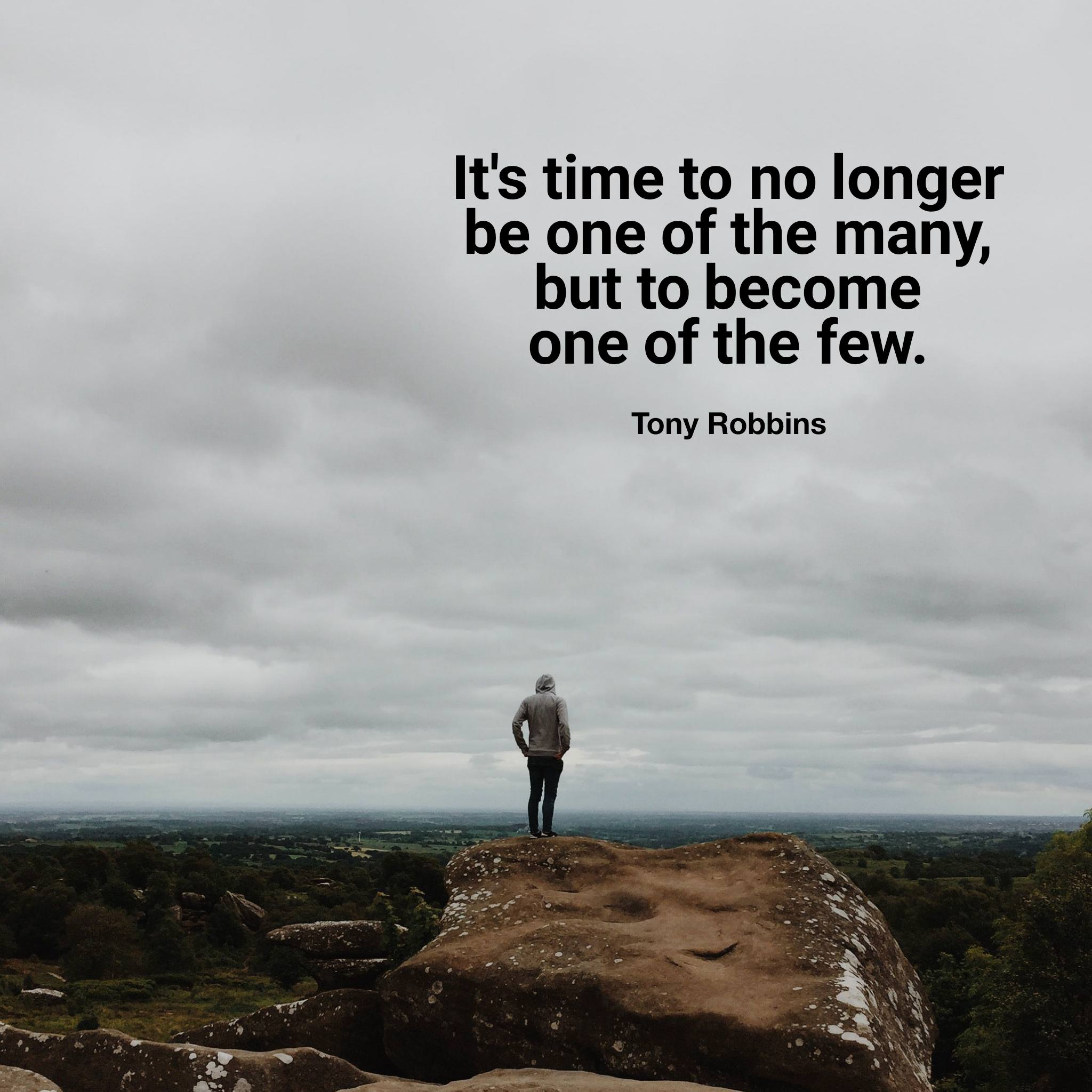 [image] It's time