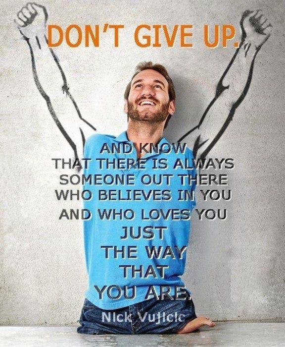 [Image] Don't give up
