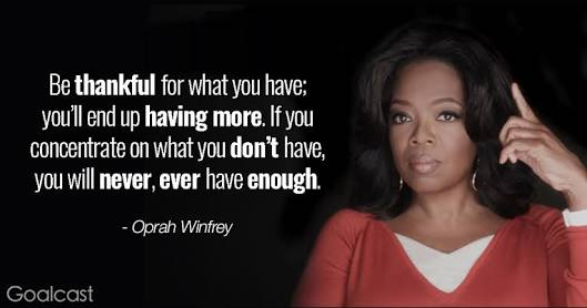 [Image] be content with what you have, while also working for the things you want to achieve and NOT fussing over things u don't have