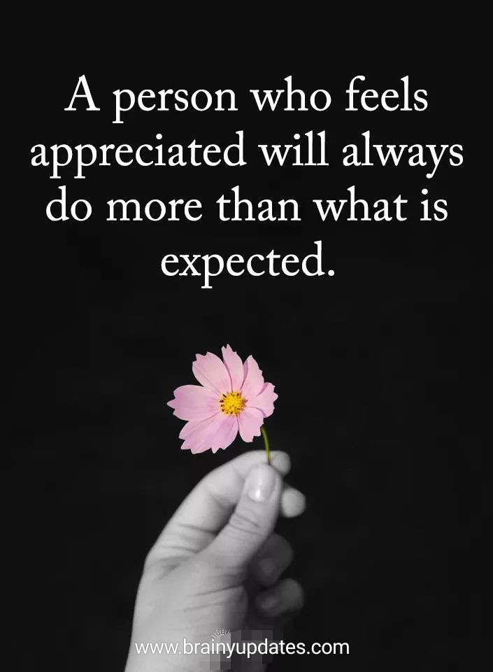 [Image] keep appreciating people around you