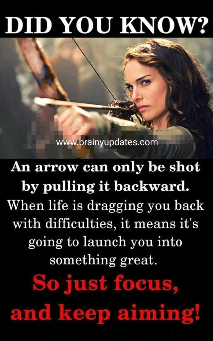 [Image] just focus and keep aiming