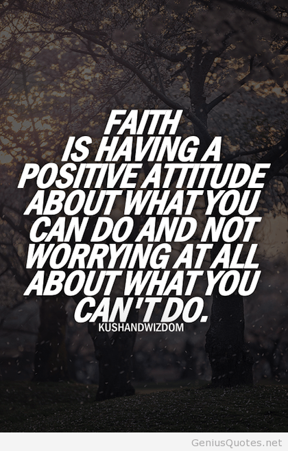 [Image] Faith