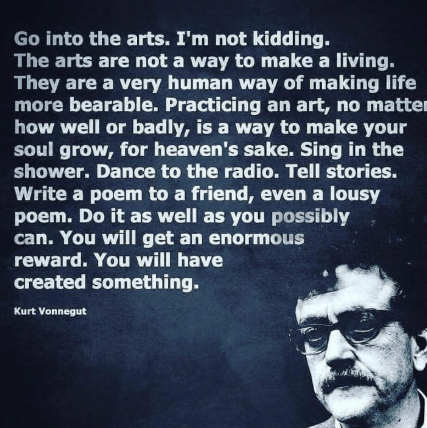 [IMAGE] The arts are powerful