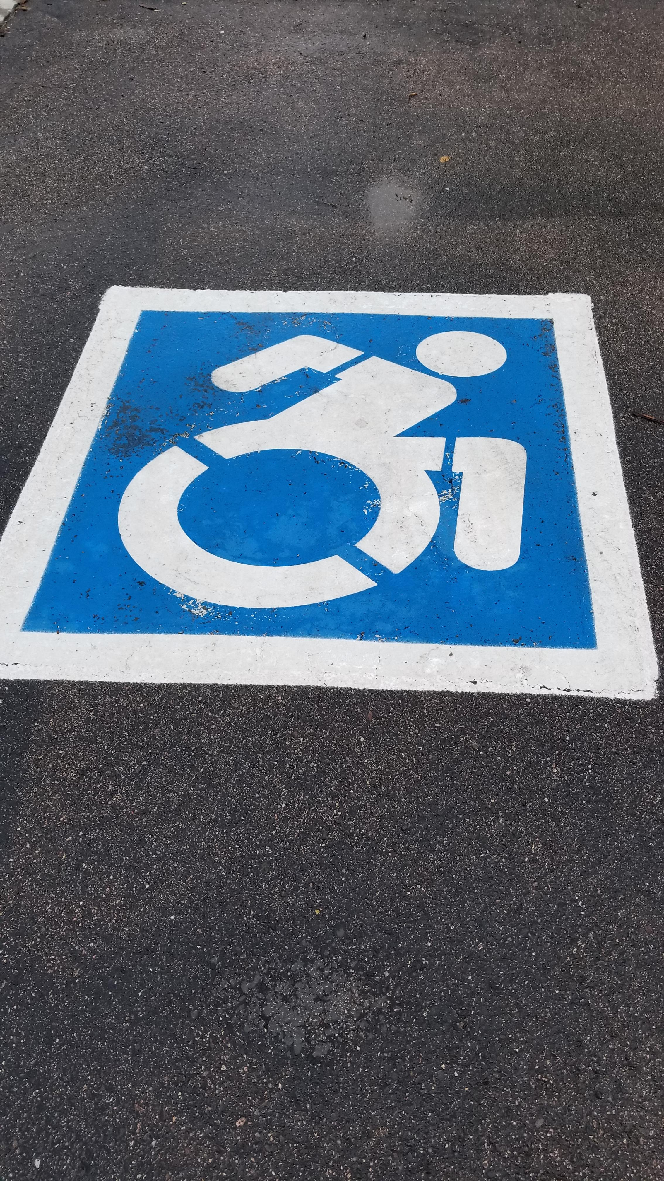 [Image] Motivational handi-parking