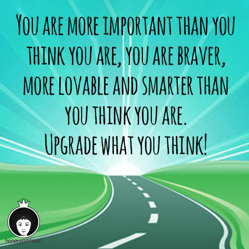 You are more important than you think you are… – Happy Goddessa [500×500]