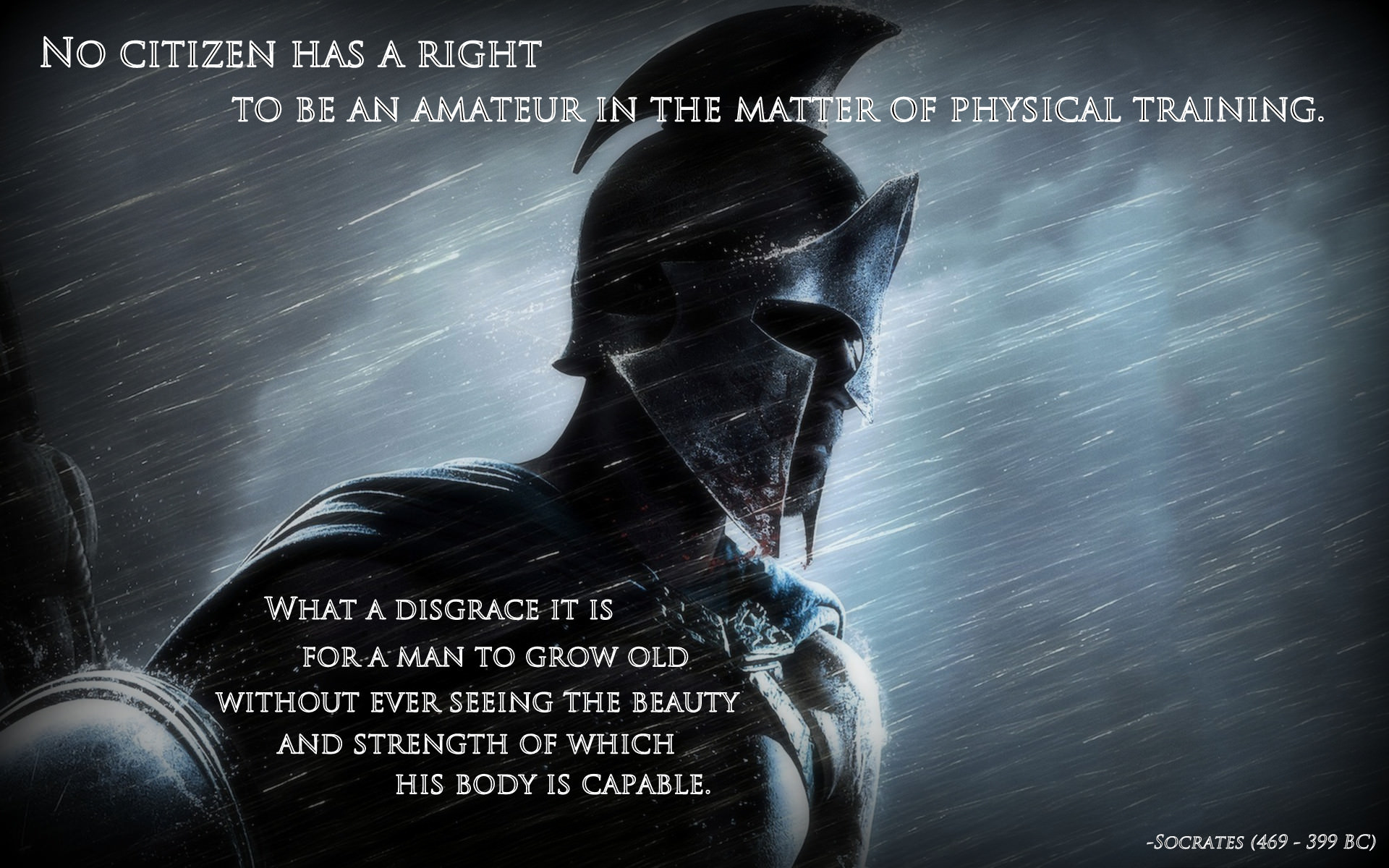 [Image] My favorite Socrates quote.